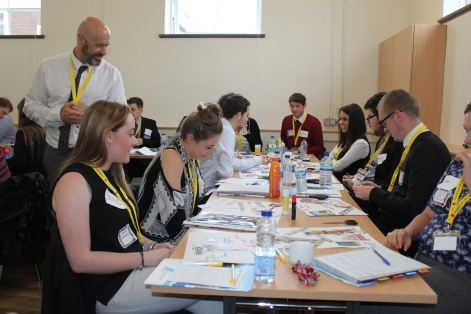 Weekly ITT Training Sessions for School Direct Students