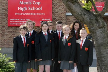 Meols Cop High School, Southport